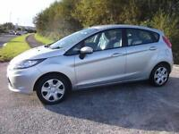 2011 61 FORD FIESTA 1.2 EDGE 5D 59 BHP ** PART EXCHANGE WELCOME **