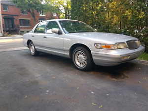 Mercury Grand marquis Ls 1995