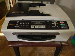Brother (printer,scanner,fax) mint condition 100$