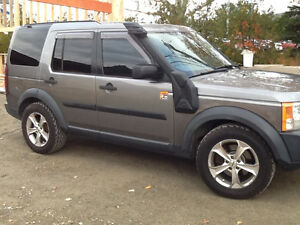 2007 Land Rover LR3 G4 Challenge SUV, Crossover