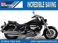 Hyosung ST7 700cc CRUSIER WAS 5699 NOW 4999