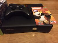 X box 360 -250gb HDD boxed with Kinect