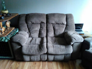 Reclining Couch's $400 each OBO.