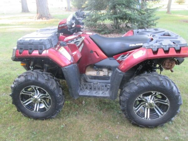 Used 2010 Polaris Polaris Sportsman 850 XP, EPS