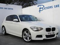 2013 62 BMW 120d M Sport Automatic Diesel for sale in AYRSHIRE