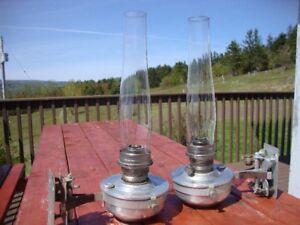 Caboose Railway Lamps