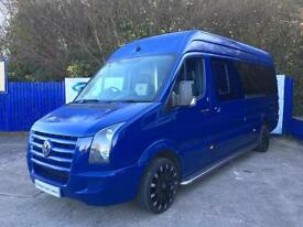2010 Volkswagen Crafter 2.5BlueTDi ( 136PS ) CR35 LWB Camper Motocross Van