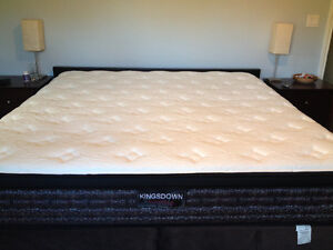 King Mattress - $100 off if you pick it up by Friday!