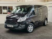2015 Ford Transit Custom 2.2 TDCi 290 Limited Double Cab-in-Van L1 H1 6dr Other