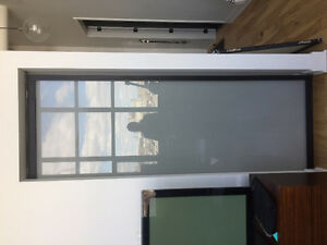 High-end sliding glass door
