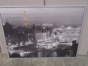 IKEA Paris large hanging photo