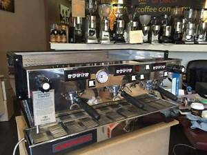 Weekend & Short Term Commercial Coffee Machine & Grinder Hire Ren Roselands Canterbury Area Preview