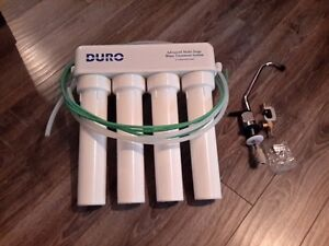 4 Stage Drinking Water Filter