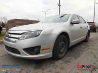 2012 FORD FUSION SE FWD, BAS MILLAGE,