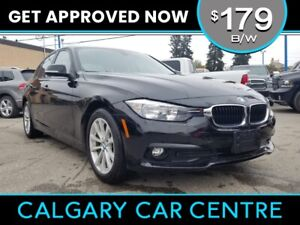 2016 BMW 320XI $179B/W TEXT US FOR EASY FINANCING! 587-500-0471