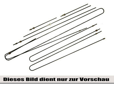 Bremsleitung Bremsleitungen Satz Hinterachse Mercedes Benz W124 S124 E-Klasse