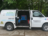 Deeper carpet cleaning $89