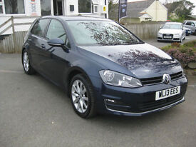 2013/13 Volkswagen Golf GT 1.4 TSI 140BHP DSG Automatic 5dr, £2815 of extras