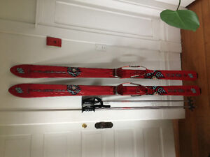 K2 Work Stinx Telemark Skis