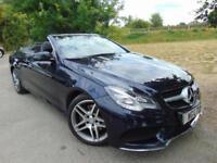 2014 Mercedes Benz E Class E250 CDI AMG Sport 2dr 7G Tronic Air Scarf! Full M...