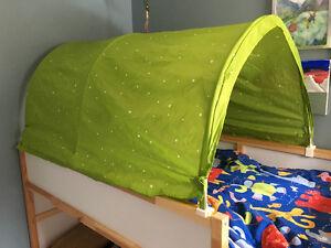 """IKEA Kura kids """"bed tent"""" - almost brand new!"""