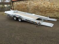 Ifor Williams CT177 or similar tilt bed car trailer transporter wanted