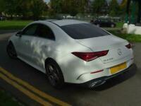 2019 Mercedes-Benz CLA CLA 220 AMG Line Premium Plus 4dr Tip Auto COUPE Petrol A