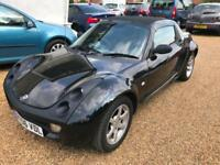 2006 Smart Roadster 0.7 Automatic Mot 04/2019 Nice and clean low insurance