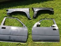 Doors and fenders for 89-95 toyota pickup