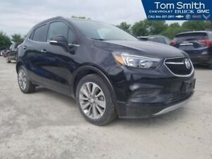 2018 Buick Encore Preferred  1.4L TURBOCHARGED ENGINE/REAR VISIO