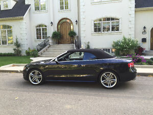 2010 Audi S5 S line Convertible priced to sell!!