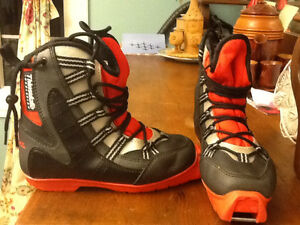Kids cross country boots