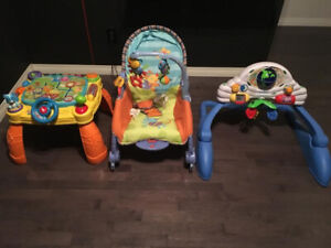 Baby Activity Playsets