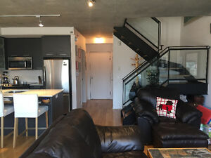 Spectacular 2 bed condo with Terrace in Griffintown