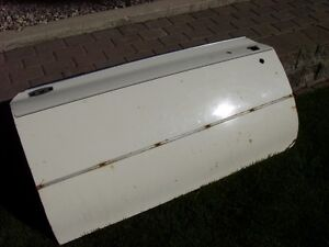 1967 cadillac coupe or convertible drivers door