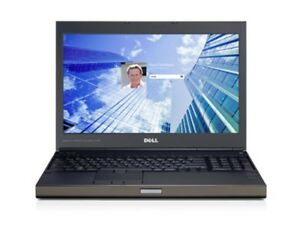DELL PRECISION M4800, I7-4900MQ, 16GB, 500GB, SOLIDWORKS/AUTOCAD