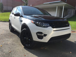 2016 Land Rover Discovery HSE Luxury Black Pack AWD
