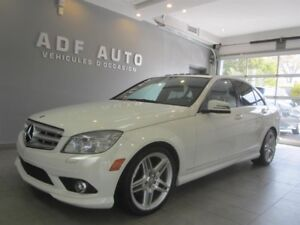 Mercedes-Benz C-Class 4dr Sdn C 350 4MATIC AMG 2010