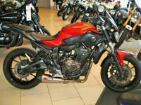Used Yamaha mt07 for Sale | Motorbikes & Scooters | Gumtree