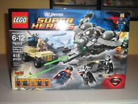 Lego 76003 DC: Superman: Battle of Smallville (Neuf)