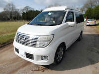 Nissan Elgrand Scott Motorhomes Campervan - Pop Top - Automatic