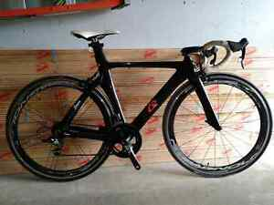 velo carbone sram red black edition s/m