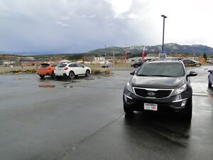 2011 Kia Sportage EX FWD 6AT