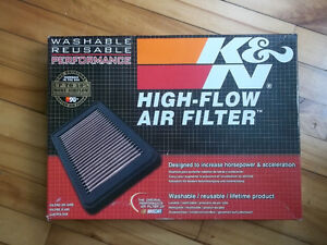 High Flow Air Filter