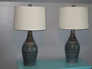set of lamps - like new