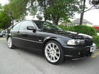 BMW 318 2.0 COUPE 2002 COMPLETE WITH M.O.T HPI CLEAR INC WARRANTY