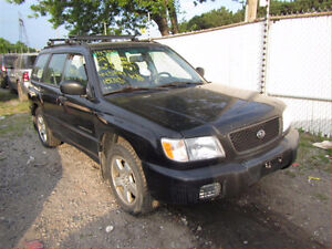 SUBARU FORESTAR (1999/2002/FOR PARTS PARTS ONLY)