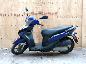 Honda vision 50cc 2013 moped running spares/repairs