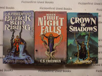 """Coldfire Trilogy"" by: C.S. Friedman"