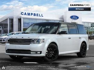 2017 Ford Flex Limited ECO BOOST-EVERY OPTION AWD